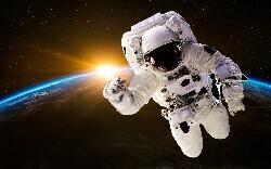 Фёдор на космическом ранце