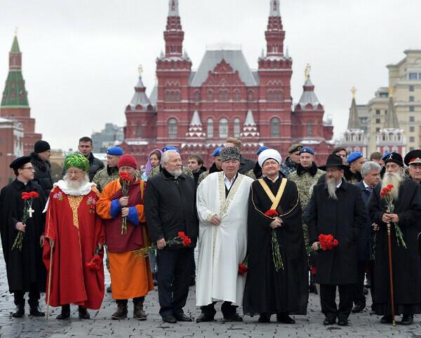Россия многоконфессиональная страна